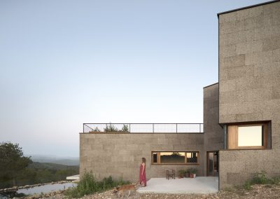 Casa bioclimatica en Sant Pere de Ribes